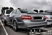 Mercedes E350 Spoiler