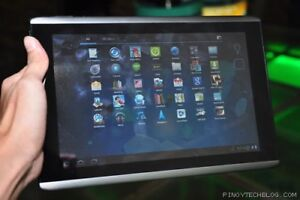tablette android a-500