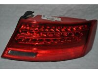 Audi A5 8T Rear Right Tail Light LHD USA 2013 8T0 945 096 J