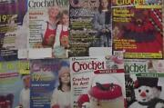 Crochet Magazine Lot