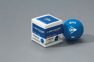 Dunlop Intro Squash Ball Beginners 12% Oversized Training Ball Pack Of 12