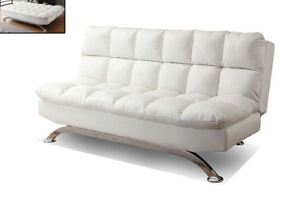 NEW SIMONE SOFA BED ( GREAT  PRICE PAY ON DELIVERY)