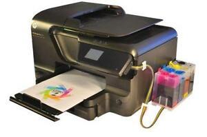 HP Officejet Pro 8600 CISS