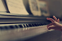 Piano lessons from Certified teacher - NEW! Special offers