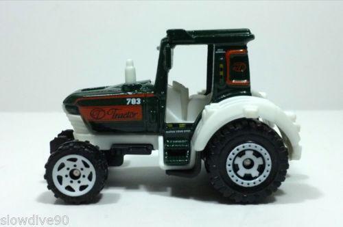 John Deere Matchbox Tractor : Matchbox farm tractor ebay