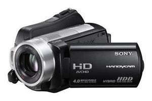 Sony HDR-SR10 4MP 40GB HD Hard Drive Handycam Camcorder