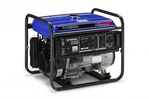 Conquer Power With Yamaha Generators Shipping Across Alberta!