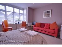 BOURNEMOUTH/ SOUTHBOURNE: Modern and fully furnished, ground floor studio apartment.