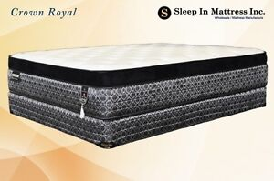 Hometown Furniture --- Large Mattress Blow out sale