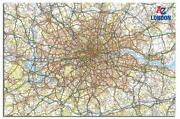 Large London Map