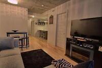 Condo 4 ½ à louer /2 Bedroom condo for rent Griffintown