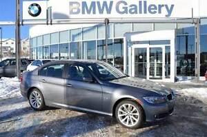 2011 BMW 3-Series Sedan