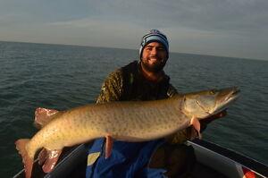 Muskie Fishing Trips