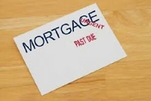 |||| Behind on your mortgage payments?