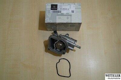 Mercedes Benz OM  646 Motor original Thermostat mit Dichtung  A6462000015 *Neu* - 60 Ct Flasche