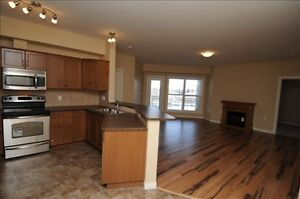 Stunning St. Albert Condo with a great view
