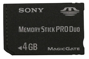 Looking for psp memory cards