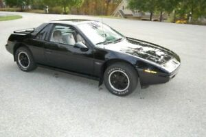 1984 Fiero GT for Parts