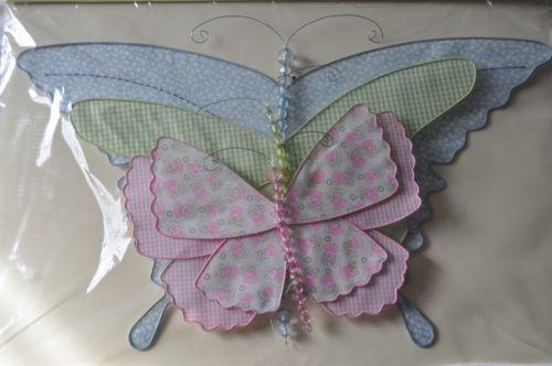 Pottery Barn Kids Butterfly Ebay