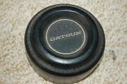 Datsun 240Z Steering Wheel