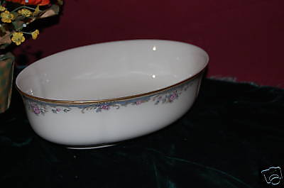 Lenox SOUTHERN VISTA Oval Open Vegetable Bowl NEW Free Shipping  Lenox Open Vegetable Bowl