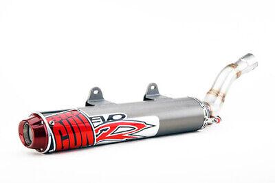 Big Gun EVO Race Slip-On Muffler for 2006-18 Yamaha YFM700 Raptor - 09-2662