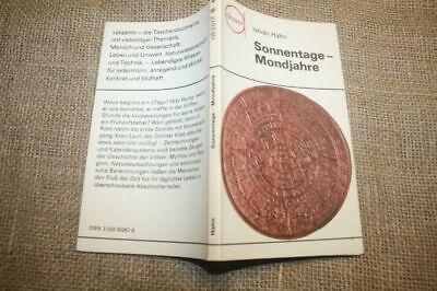 Fachbuch Kalendersysteme, Zeitrechnung, Tageseinheiten, Kalender, DDR 1989