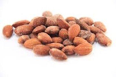 Almonds Roasted salted - 1lb, 2lb, 3lb, 5lb, or 10lb bulk deal
