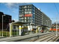 Modern, Luxury 2 Bed Apt in Milliners Wharf in Manchester City center!