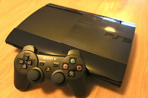 Like New SuperSlim Ps3, Games, Controller