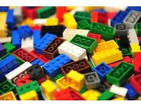 LEGO WANTED!! from huge number of sets to mixed, random bricks!