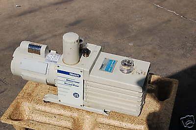 NuCond Welch Directorr Stokes-013-2-Vacuum Pump-Air Motor Compressor GUAR!-