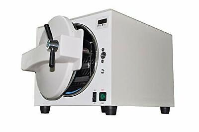 Dental 18l Medical Autoclave Vacuum Steam Sterilizer 110v Lk-d14 Lab Euipment