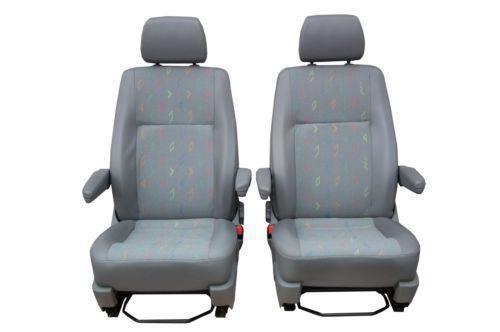 vw t5 transporter sitz ebay. Black Bedroom Furniture Sets. Home Design Ideas