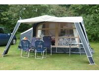 CAMPLET TRAILER TENT WANTED