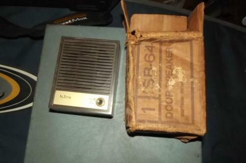 Intercom Speaker Ebay