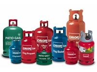 Calor Gas Sales At West Molesey