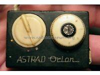 Astrad Orion MINI Antique Vintage Transistor radio