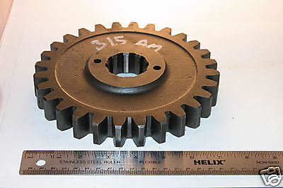 Agric Spa Roto-cultivator Bottom Drive Gear 315-am