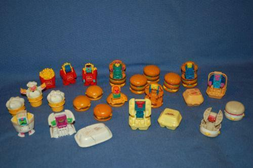 Mcdonalds Transformer Toys Ebay