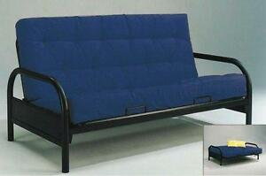 LORD SELKIRK FURNITURE - FUTON FRAME AND MATTRESS -  SPECIAL PRICE