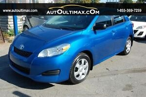 Toyota Matrix AUTOMATIC-AIR CLIMATISE 2010