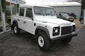 Defender Double Cab Pick Up