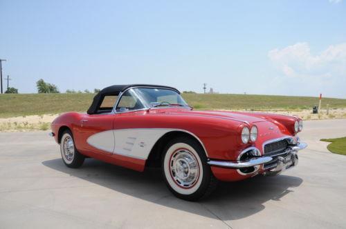 1961 Corvette Ebay