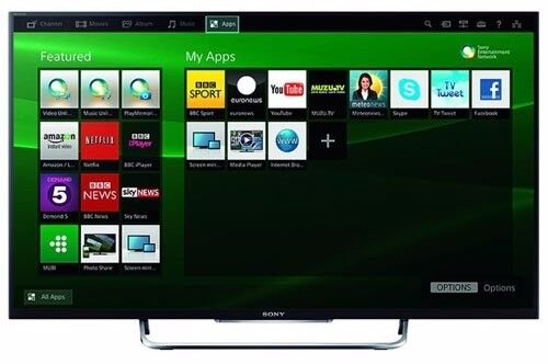 Sony 42-inch LED Full HD 1080p Smart TV, Wifi with Freeview HD and Freesat HD