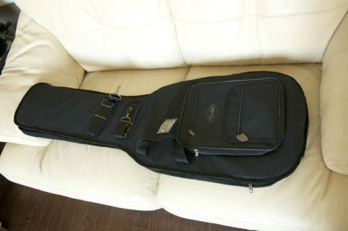 soft guitar case ebay. Black Bedroom Furniture Sets. Home Design Ideas