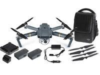 Unopened DJI MAVIC PRO COMBO drone