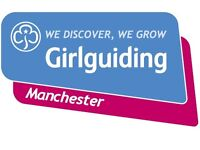 Girlguiding Manchester calling for more volunteers