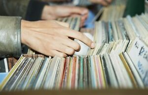 Looking for vinyl record collections
