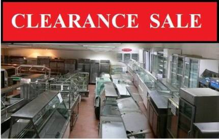 SECONDHAND FRIDGES - MAJOR CLEARANCE SALE! - CATERING EQUIPMENT